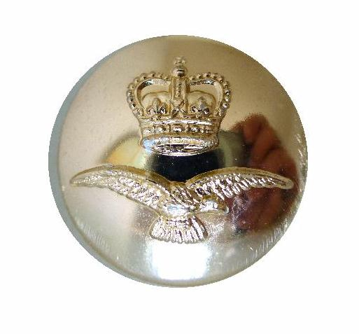Royal Airforce buttons (No.00382)