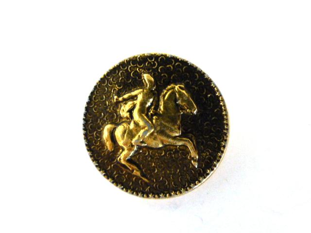 Exotic Polo Payer Light Alloy button