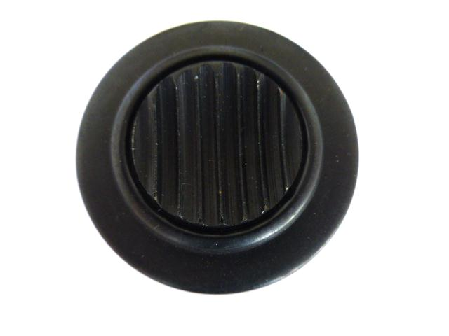 Black Ridge Centre Extra Large button (no.00971)