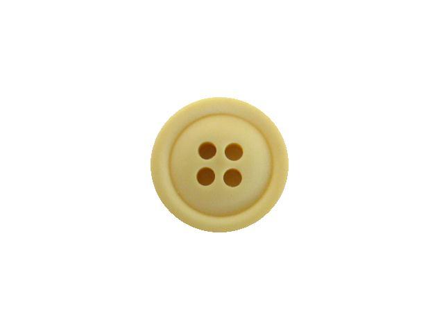Cream 4 Hole button (no.01106)