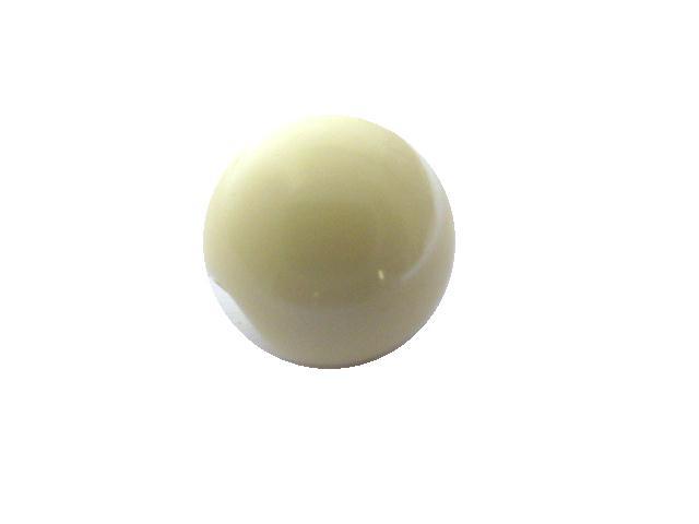 Cream White Ball button (no.01158)