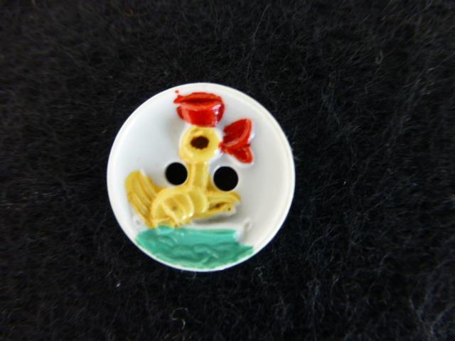Childrens' Duck button