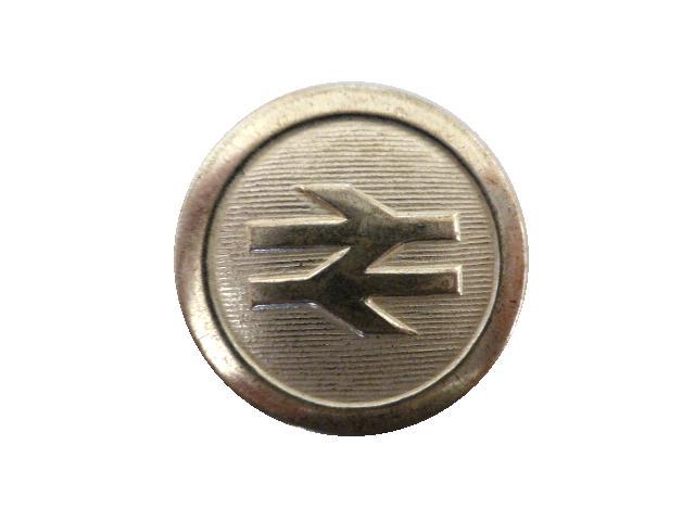 Bristish Rail/ Intercity button (No.00379)