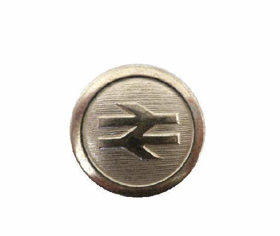 British Rail / Intercity Smaller button (No.00380)