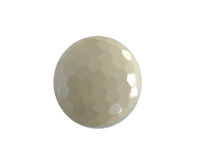 Biscuit Hexagonal Facet button (no.00402)