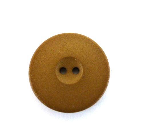 Tan Brown 2 hole button (No.00491)
