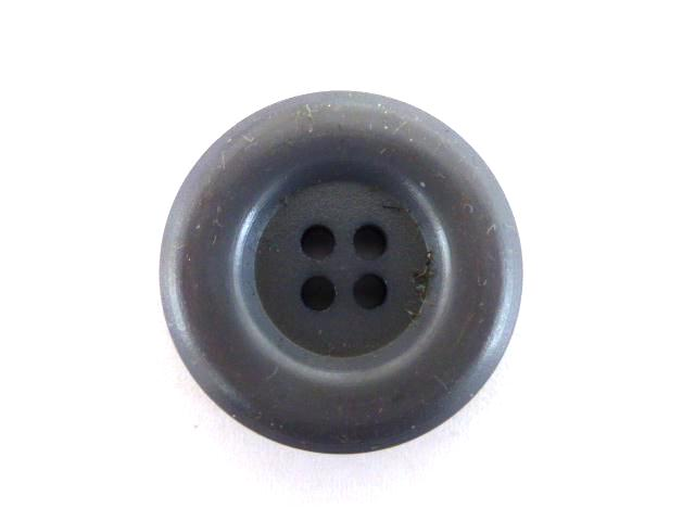 Blue Grey 4-Hole button (No.00480)