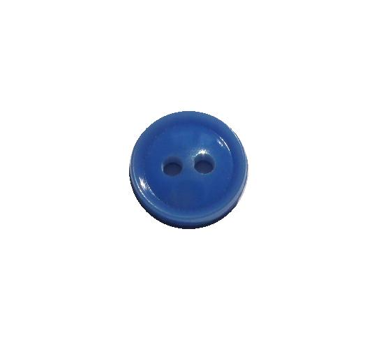 Cornflower Blue Tiny button (no.00507)