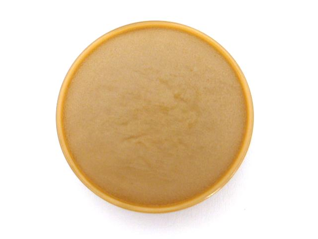 Beige Casein Plain Large button (no.00270)