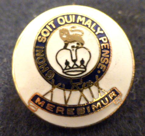 Enamel Military Insignia button (no.00599)