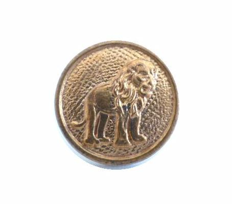 Lion Rose Gold Sleeve button (no.00610)