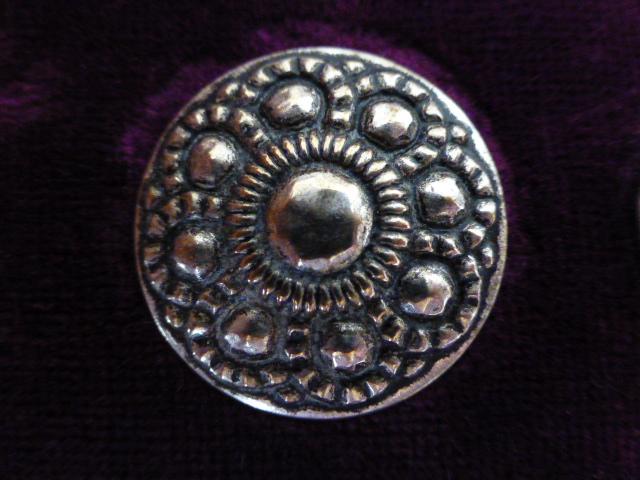 Vienna Workshop (Wiener Werkstatte) Metal button