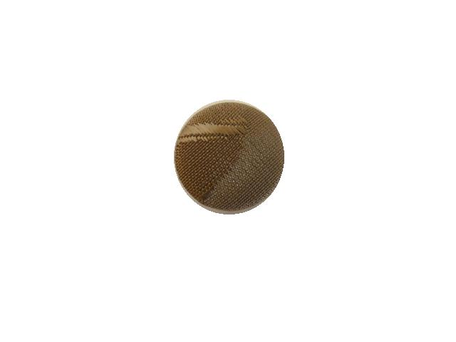 Eau de Nile Patterned Satin button (no.00730)