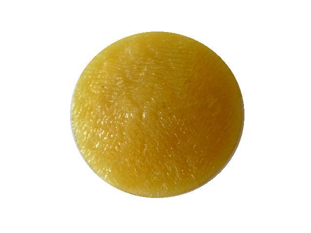 Honey Textured button (no.00699)