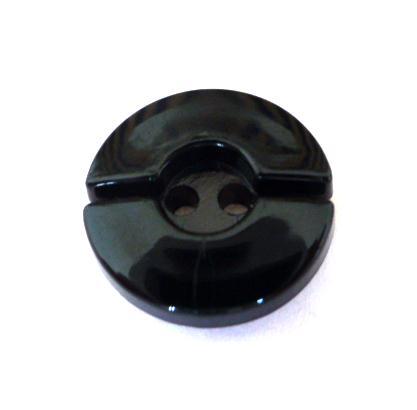 Black Small Spilt Circle (no. 00661)