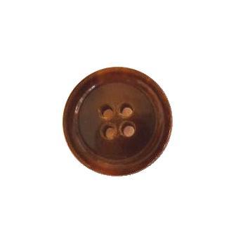 Vintage Tortoiseshell Sleeve button (no.00587)