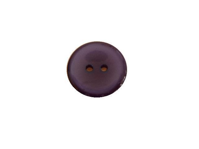 Purple Nylon Glow Small button (no.00584)