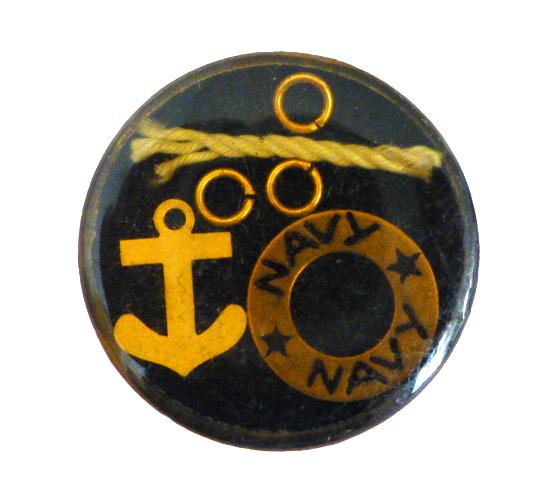 Treasure 'Marine' button