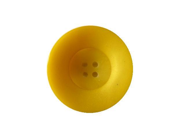 Yellow Wide Rim button (no.00713)