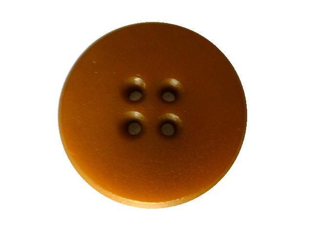 Caramel 4-Hole button (no.00669)