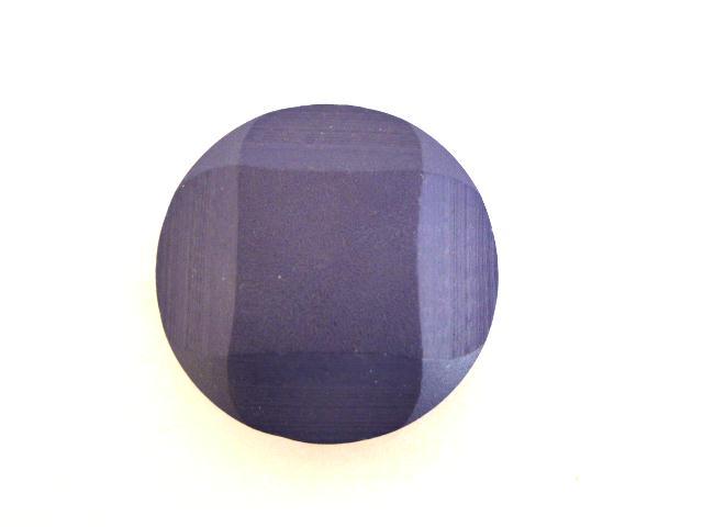 Purple Cut-Style button (no.00863)