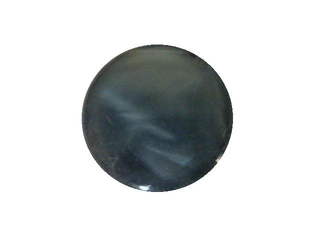 Grey Pearl Glow button (no.00887)