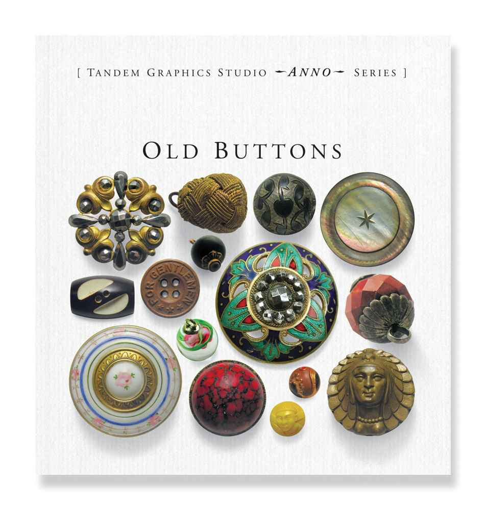 'Old Buttons' Book, Price Guide and Postage Deal