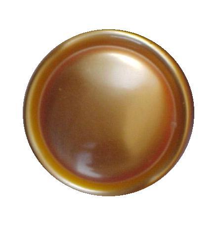 Orange Nylon Glow button (No.00208)