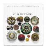 'Old Buttons' Book by Sylvia LLewelyn (Published by Tandem Graphics Studio)