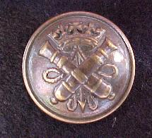 Domed Baronial Cannons button (No.00098)