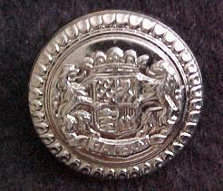 Gunmetal Crested button (No.00145)