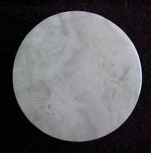 Cream Marble button (No. 00150)